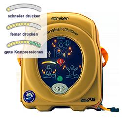 """<b>SAM500P WLAN, Reanimations-Defibrillator mit manueller Schockauslösung und zusätzlicher Kontrolle mit Echtzeitanweisungen zur Herzdruckmassage</b><br> DETAILS: 1,40 pro Tag, monatlich 42,00 EUR/netto<br><a href=""""/wp-content/uploads/2020/02/2020-HeartSine-Gateway-500P-Datenblatt.pdf"""" target=""""_blank"""">Weitere Informationen</a>"""
